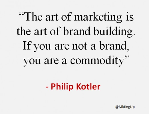 "Philip Kotler: ""El arte del marketing es…"""