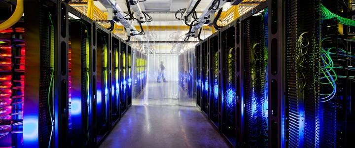 Google, centro de datos verde