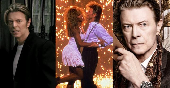 6 Comerciales de David Bowie