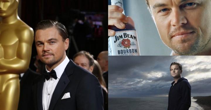 7 Comerciales de Leonardo DiCaprio