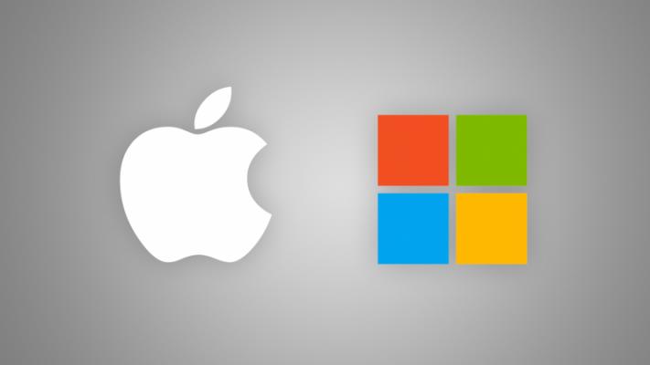 Nueva campaña de Microsoft contra Apple