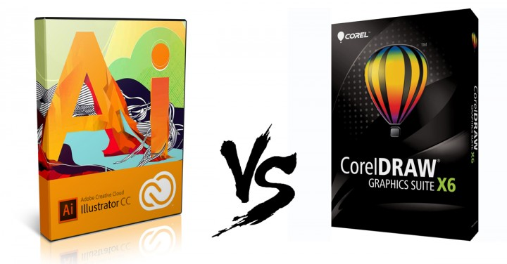 Illustrator vs. Corel Draw