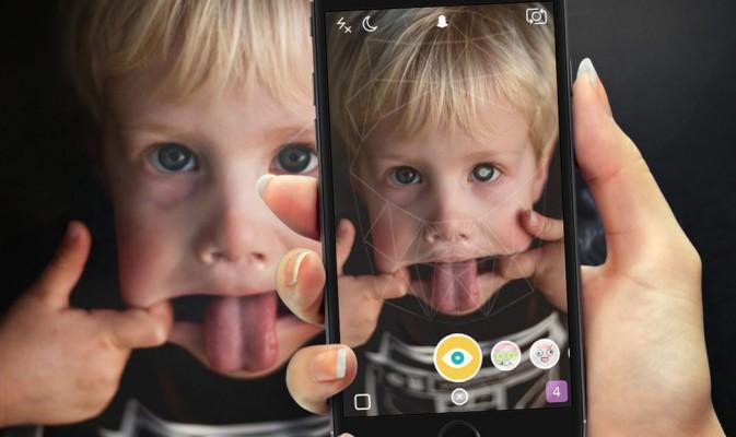 Snapchat crea filtro capaz de detectar el Cáncer ocular en niños