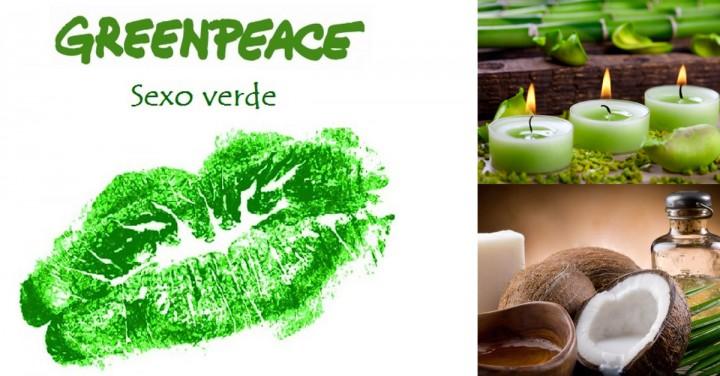 Greenpeace Sexo Verde