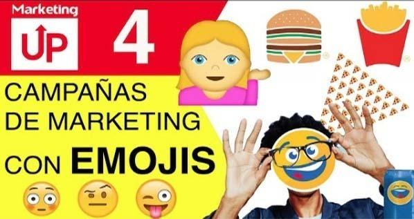 Campañas de Marketing con Emojis o Emoticones