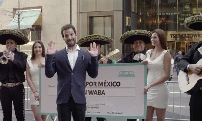 Campaña invita a Donald Trump a visitar México