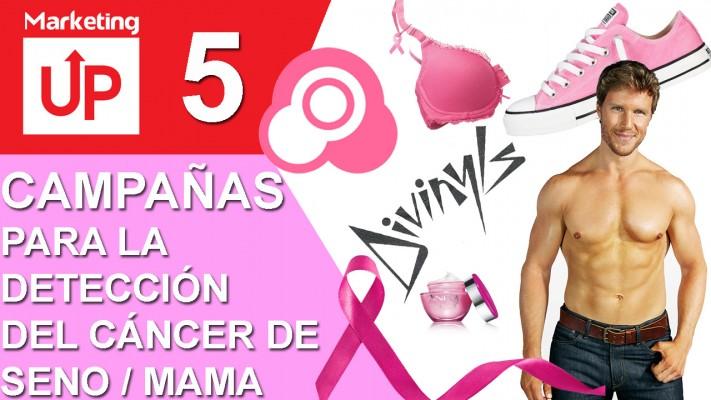 ¡Nuevo VideoBlog! Top 5 Campañas Cáncer de Mama