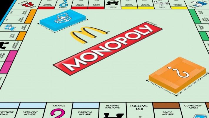McDonalds Australia trae de regreso a Monopoly en una increíble App