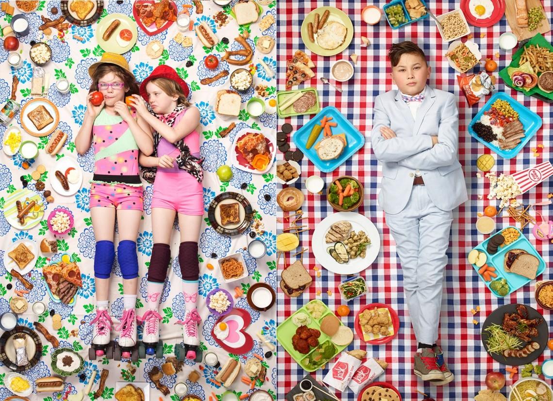 """""""Daily bread – 7 días de basura"""" Estas fotografías cambiarán tu consumo de alimentos"""