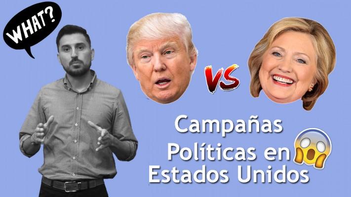 Nuevo VideoBlog: Opinión de Campañas Políticas en Estados Unidos