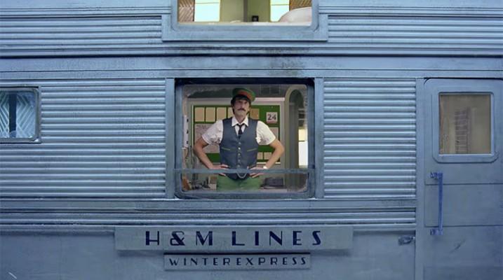 Nuevo comercial de Wes Anderson para H&M