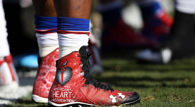 """La NFL muestra su compromiso social con """"My Cause, My Cleats"""""""