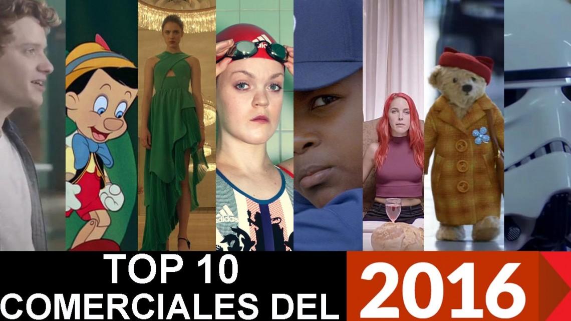 NUEVO VIDEOBLOG: Top 10 Comerciales del 2016