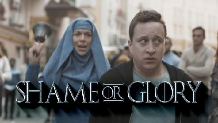 Comercial de SodaStream recrea la famosa escena de SHAME de Game of Thrones y es súper divertida.