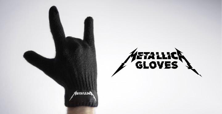 Comercial para promocionar el nuevo álbum de Metallica