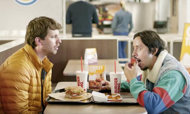¿El comercial de Burger King es una copia o reaplicación de Napoleon Dynamite?