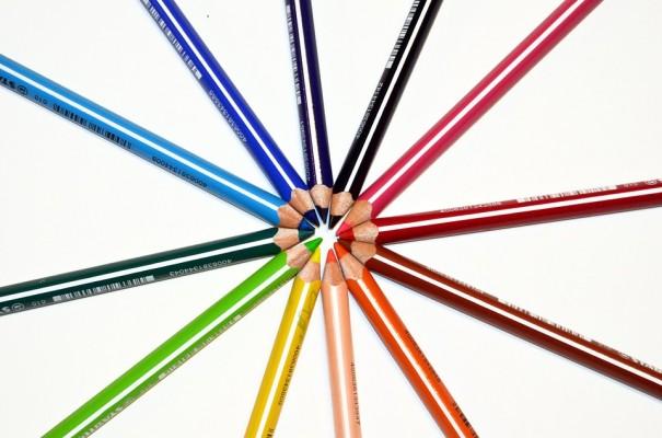 La influencia del color en las marcas