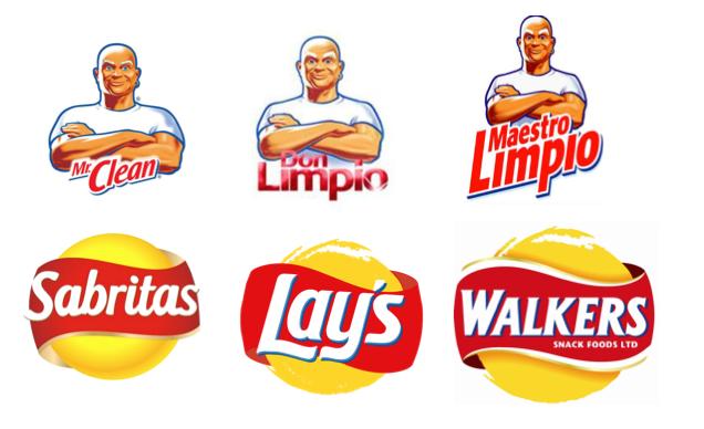 Ejemplos de marcas que cambian de nombre en otros países
