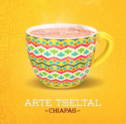Chocolate Abuelita, enaltece el arte indígena mexicano