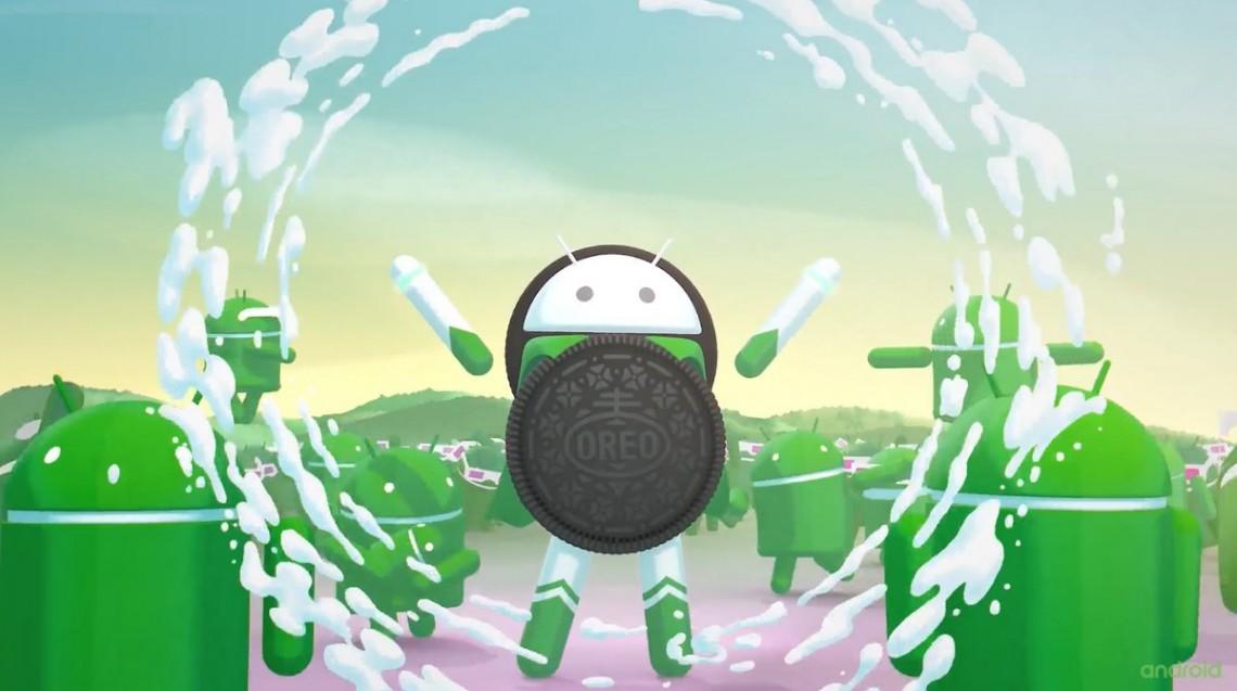 Android Oreo, Android KitKat , ¿Las representaciones comerciales funcionan?