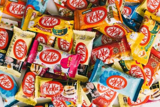 KitKat lanza sus sabores más exóticos en Japón