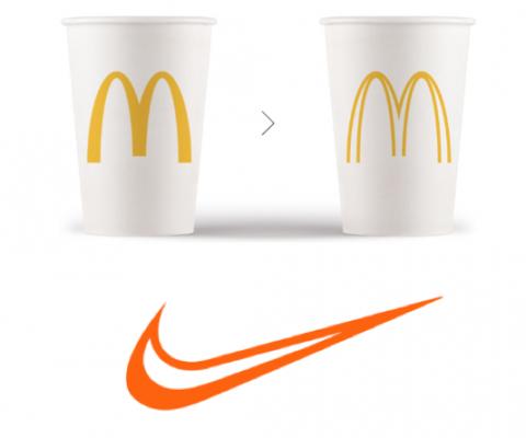 Eco Branding, una propuesta para crear logos con menos tinta