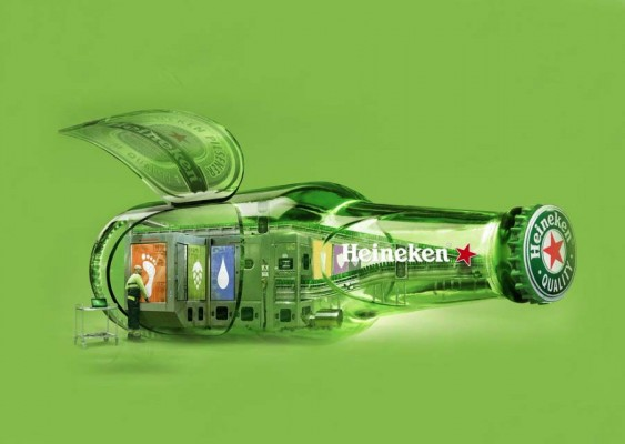 "Heineken dice adiós al Carbono con ""Drop the C"""