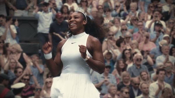 Nuevo Comercial de Nike con Serena Williams