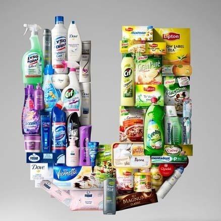 Unilever desviste a sus productos