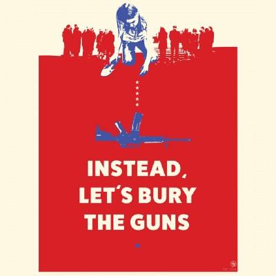 10 Posters contra la venta de armas en EEUU