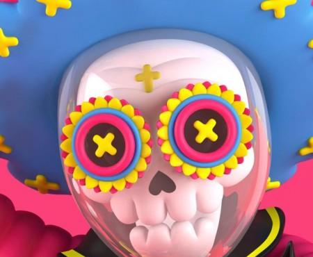 5 Ilustradores Digitales Mexicanos