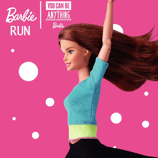 Mattel auspiciará la primera Barbie Run en CDMX
