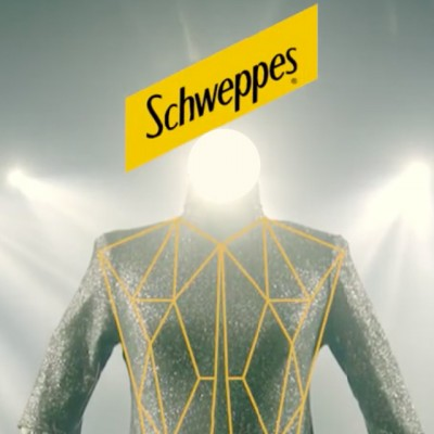 Schweppes, el vestido del respeto