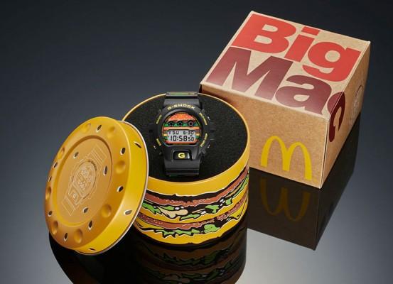 McDonalds celebra los 50 años de la BigMac
