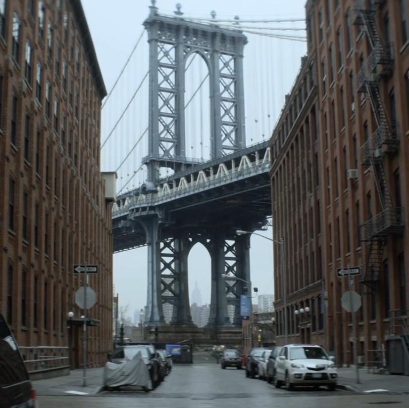 Qué pasaría si Manhattan…