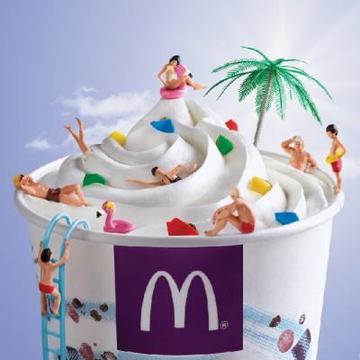 McDonald's invita a probar el sabor del verano