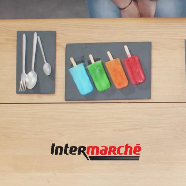Intermarché nos muestra como el color de los alimentos afecta en nuestra mente su sabor