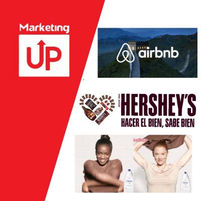 3 campañas de marketing que salieron mal: Hersheys, Airbnb & Dove
