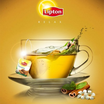 Lipton, nos invita a disfrutar un delicioso té, en una campaña excepcional
