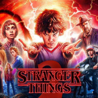 Monumental homenaje a Stranger Things