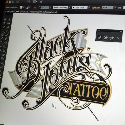 Diseño Gráfico en los Tatuajes