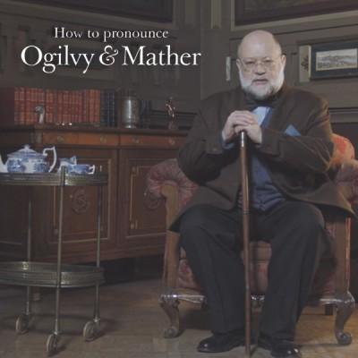"""¿Como se pronuncia Ogilvy & Mather? """"Si lo pronuncias correctamente tienes un alto nivel de inglés"""""""