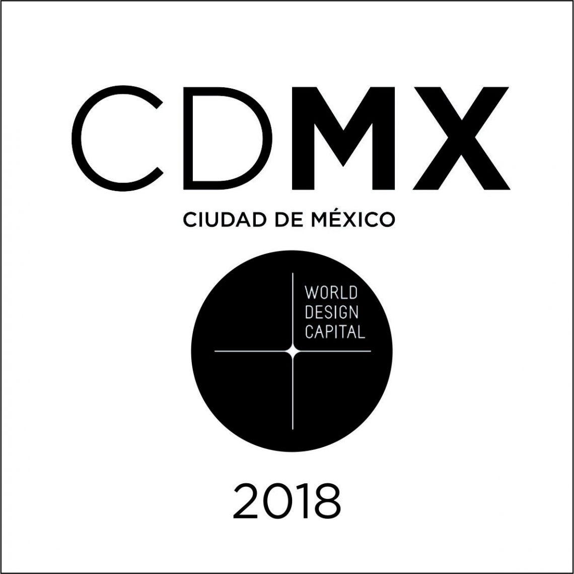 CDMX, Capital Mundial del Diseño 2018.