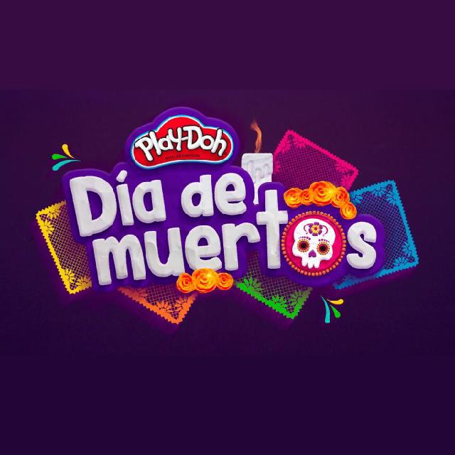 Play-Doh celebró el día de muertos con increíble ofrenda en la Ciudad de México