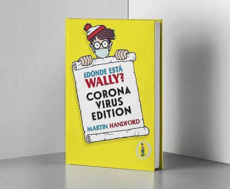 ¿Dónde está Wally? Edición Cuarentena Covid 19