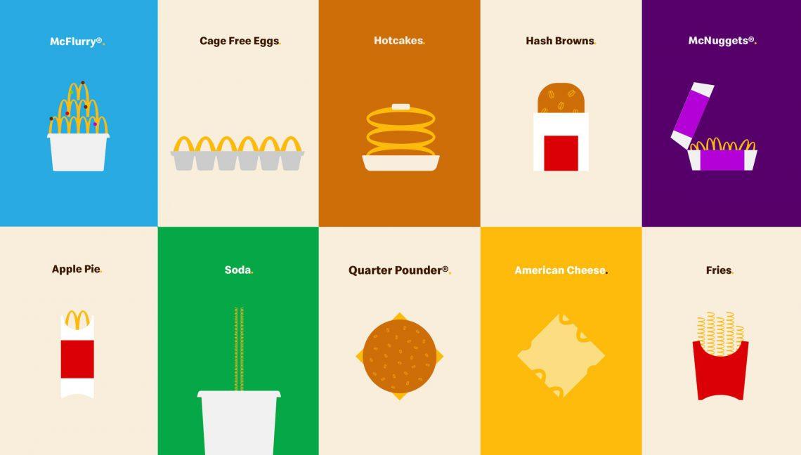 Los arcos de McDonalds son la estrella de esta campaña en Puerto Rico